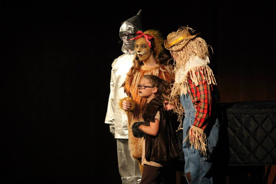 KAOW 2014 Summer Theatre Camp 'Wizard of Oz' – 03