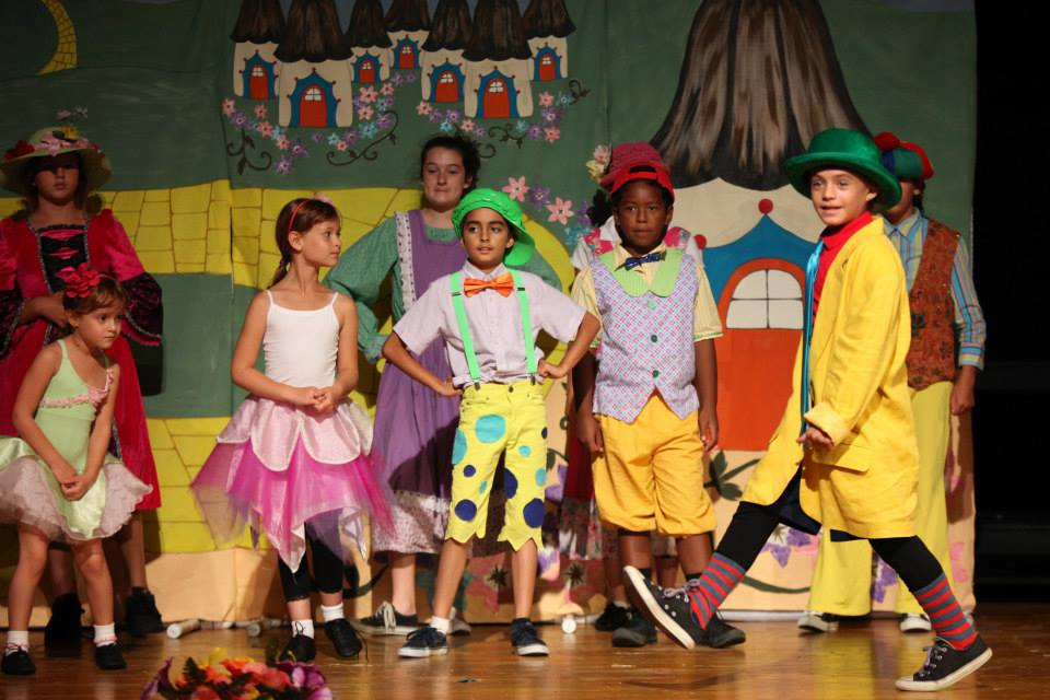 KAOW 2014 Summer Theatre Camp 'Wizard of Oz' – 05