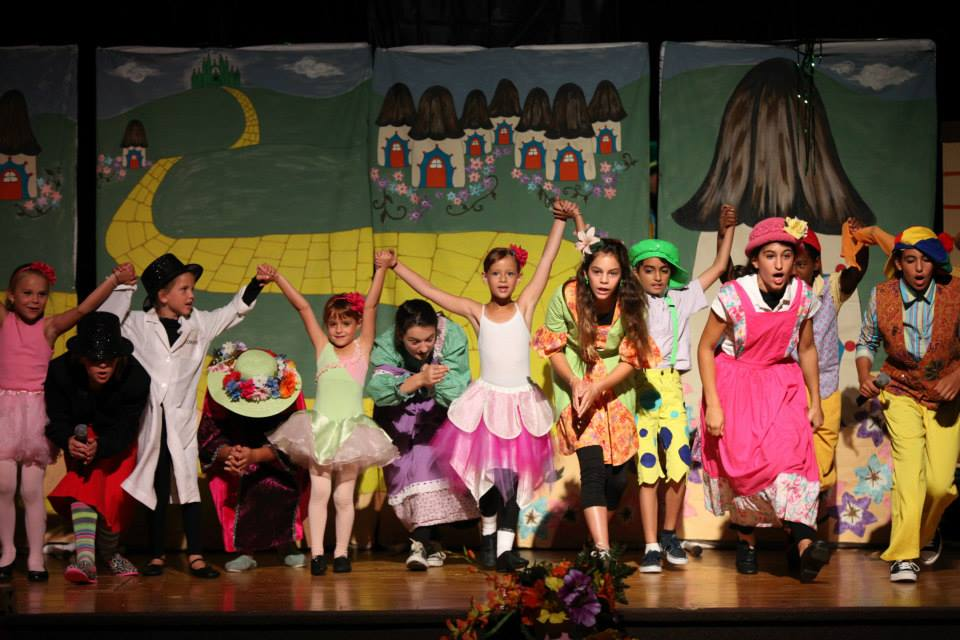 KAOW 2014 Summer Theatre Camp 'Wizard of Oz' – 08