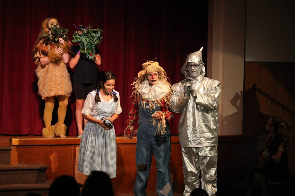 KAOW 2014 Summer Theatre Camp 'Wizard of Oz' – 09