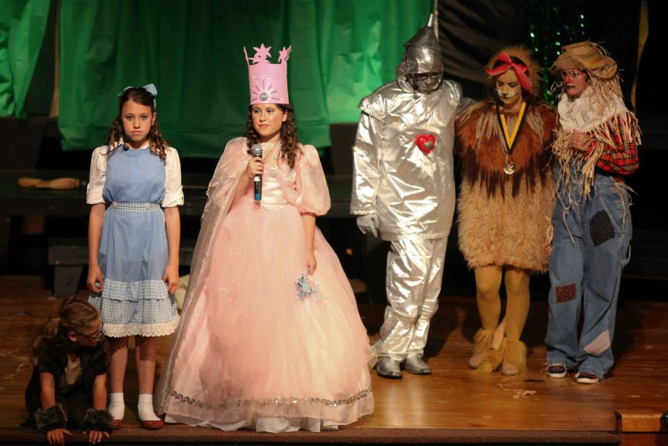 KAOW 2014 Summer Theatre Camp 'Wizard of Oz' – 10