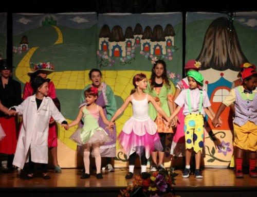 "2014 ""Wizard of Oz"" – Kids Performance Summer Theatre Camp"