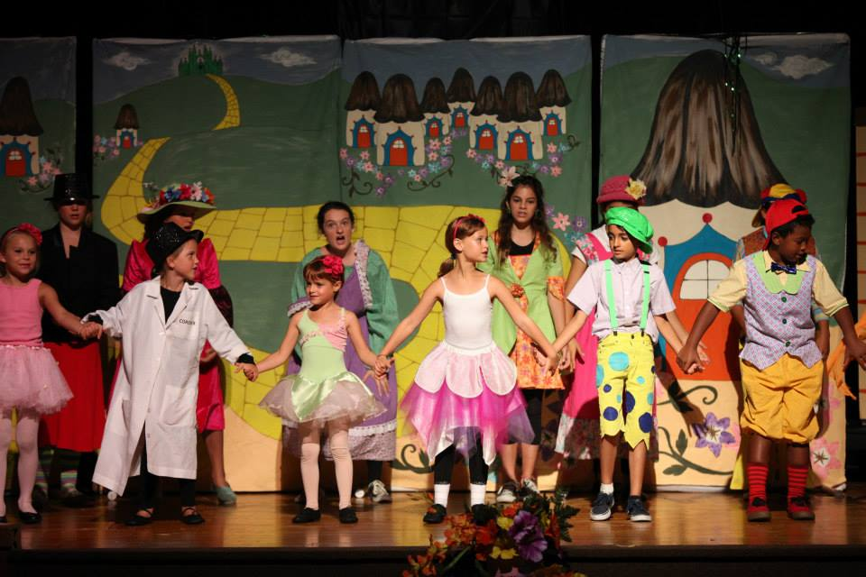 KAOW 2014 Summer Theatre Camp 'Wizard of Oz' – 15