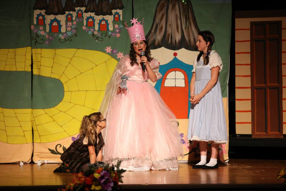 KAOW 2014 Summer Theatre Camp 'Wizard of Oz' – 06