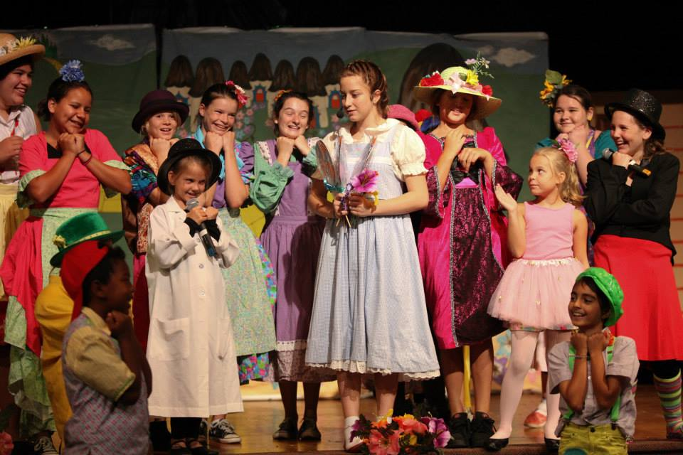 KAOW 2014 Summer Theatre Camp 'Wizard of Oz' – 07