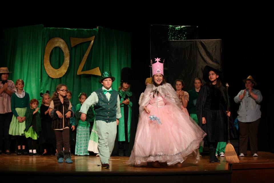 "2014 ""Wizard of Oz"" - Kids Performance Summer Theatre Camp"