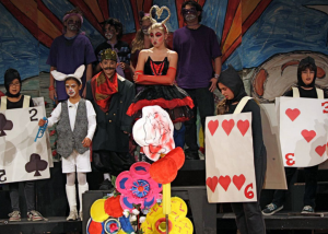 "2010 ""Alice In Wonderland"" - Kids Performance Summer Theatre Camp"