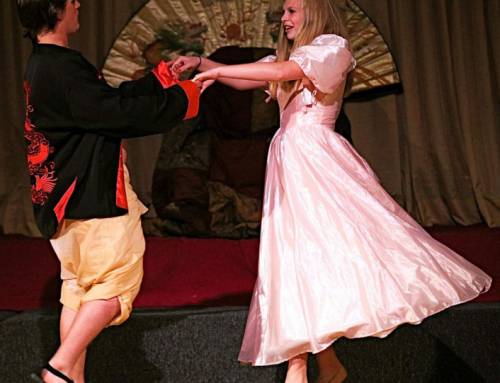 "2011 ""The King and I"" – Kids Performance Summer Theatre Camp"