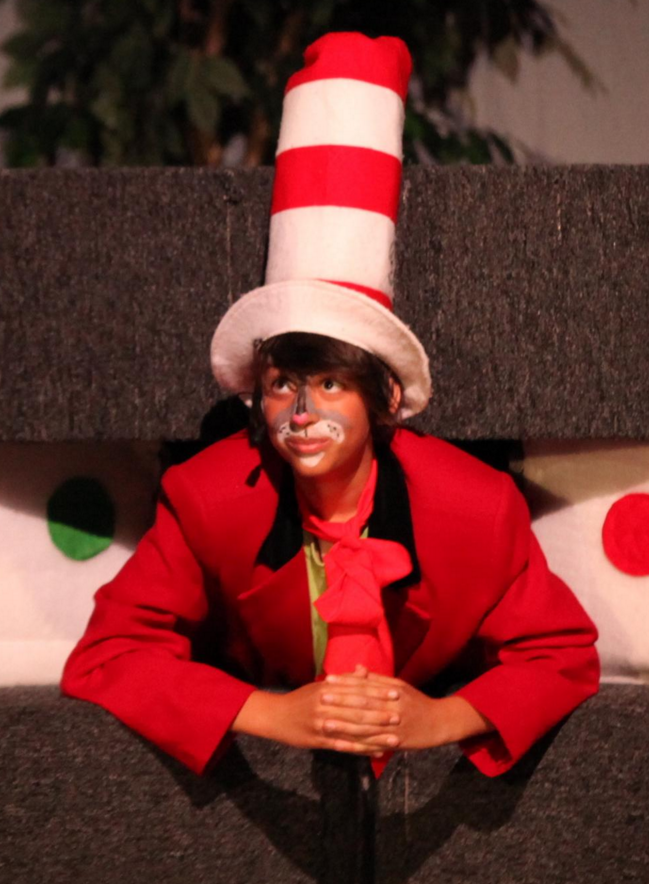 "2011 ""Seussical"" - Kids Performance Summer Theatre Camp"