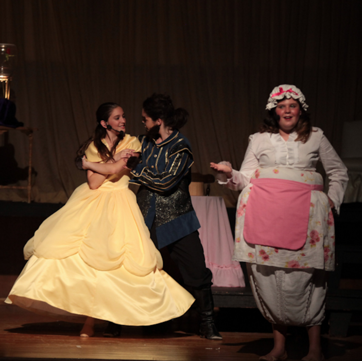 "2013 ""Beauty and the Beast Jr"""