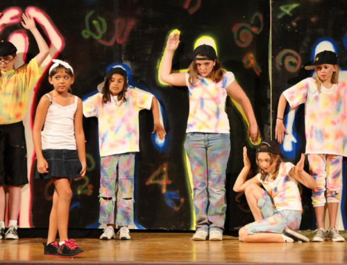 "2009 ""The Wiz"" – Kids Performance Summer Theatre Camp"