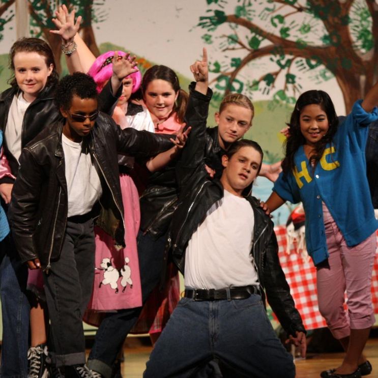 "2009 ""Grease"" - Kids Performance Summer Theatre Camp"