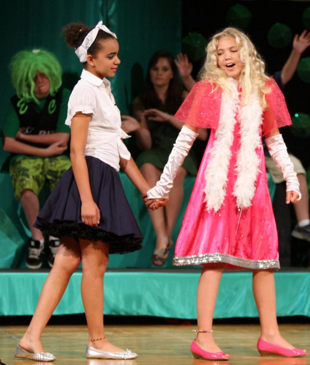 "2009 ""The Wiz"" - Kids Performance Summer Theatre Camp"
