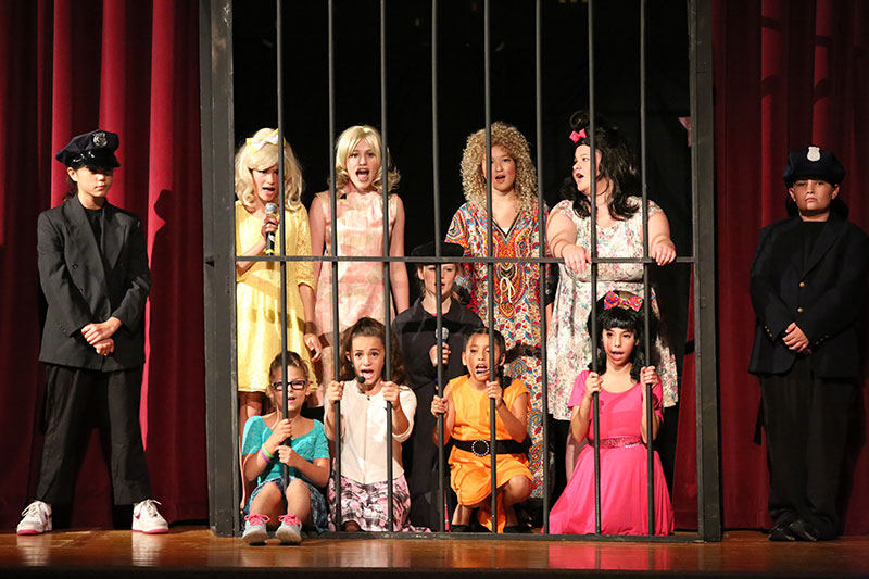 "2015 ""Hairspray Jr."" - Kids Performance Summer Theatre Camp"
