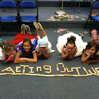 Kids Summer Theatre Performance Camp