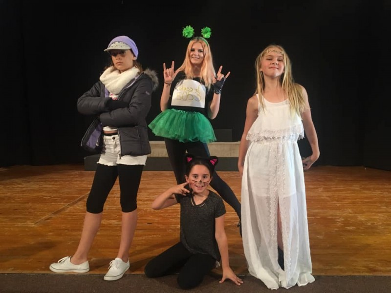 Kids Summer Theatre Performance Camp – Alina Cenal